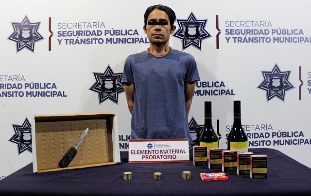 Cae en Zaragoza probable multiasaltante de tiendas Oxxo