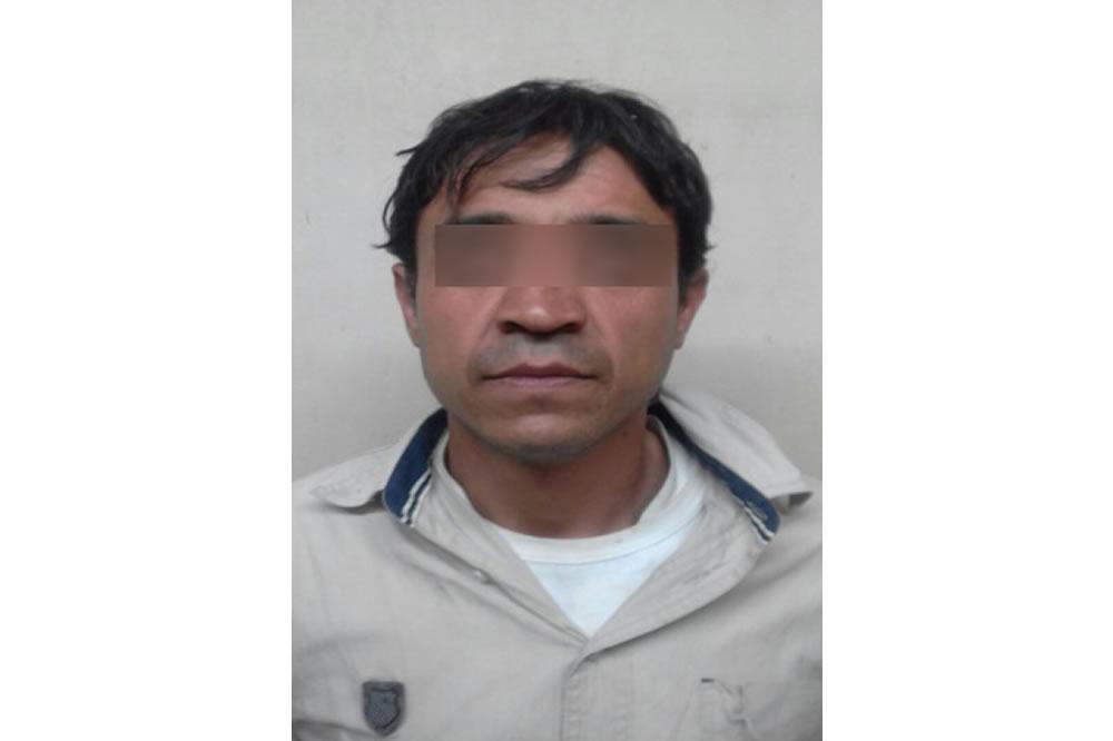 Detienen a sujeto que asaltó a clientes en restaurante de Cholula