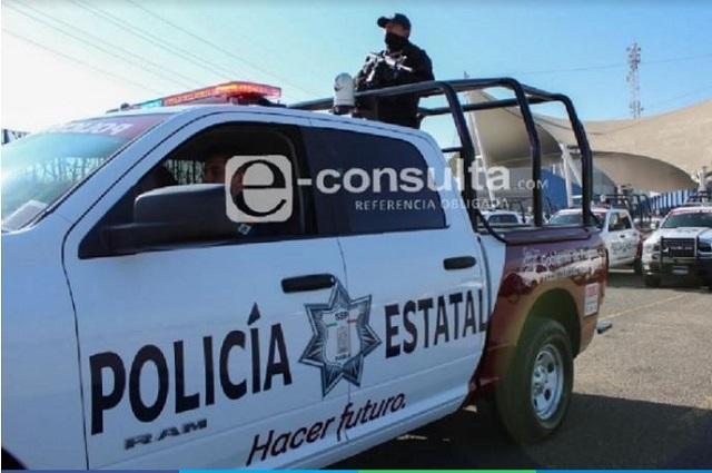 Detenido en Xonacatepec grabó operativo, no era un delincuente