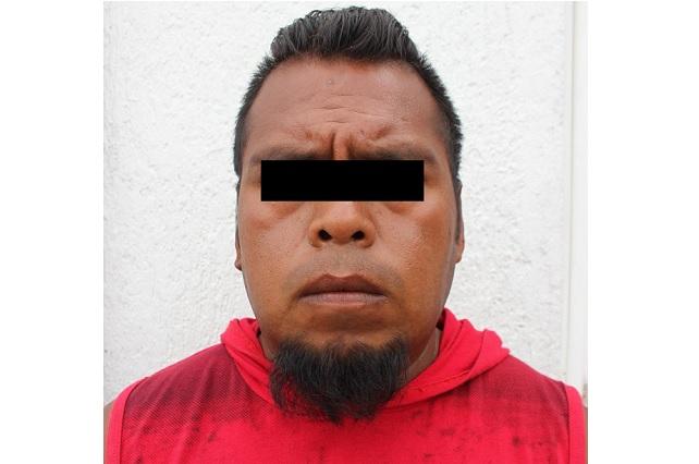 Llevaba 2.5 kilos de marihuana a Orizaba pero lo atrapan en Puebla