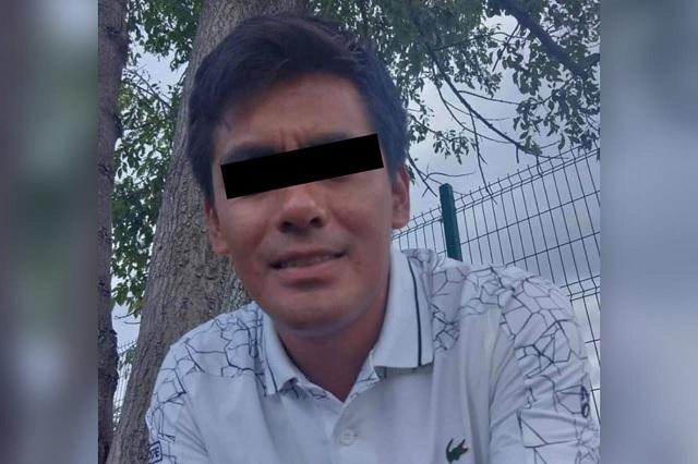 Detienen a maestro de tenis en Tehuacán por dejar cuerpo de bebé en la basura