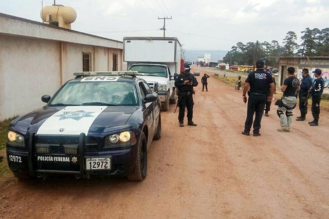 Se registra otro enfrentamiento vs huachicoleros, ahora en Chignahuapan