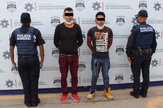 Por asaltar y balear a vecino de San Ramón están presos