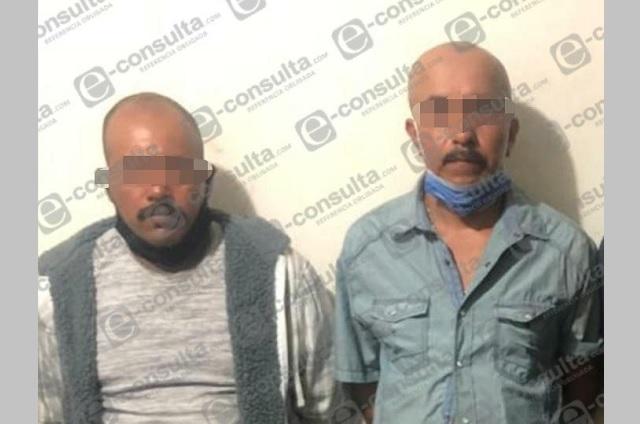 Detienen a dos por homicidio en Hueytamalco