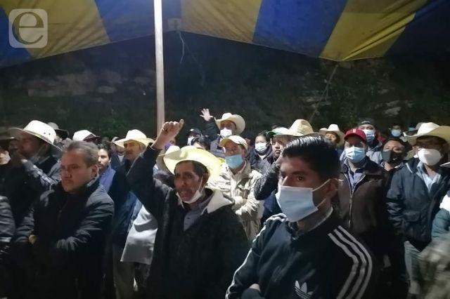 Detienen a tres del conflicto de Coyomeapan en Ajalpan