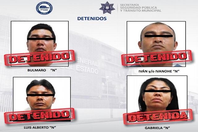 Liga FGE a homicidas de alumno UPAEP a una docena de robos