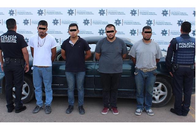 Rescató policía de Puebla a víctima de secuestro en Los Héroes