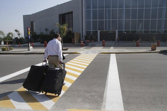 Simularán derrame de combustible en aeropuerto de Puebla