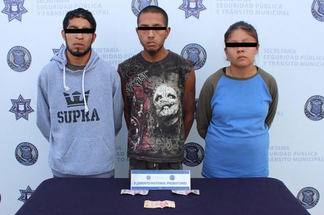 Detienen en La Margarita a tres jóvenes acusados de homicidio