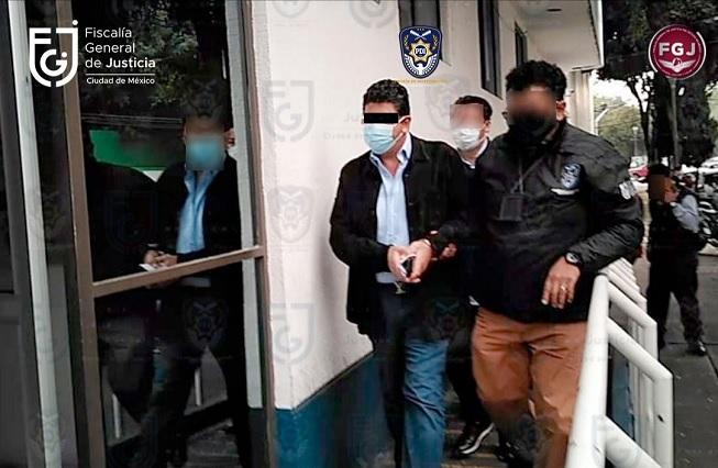 Detienen por fraude a Fidel Kuri, exdueño del Veracruz en Liga MX