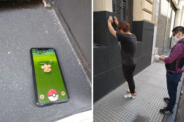 Detienen a hombre en Italia por jugar Pokémon Go en plena cuarentena