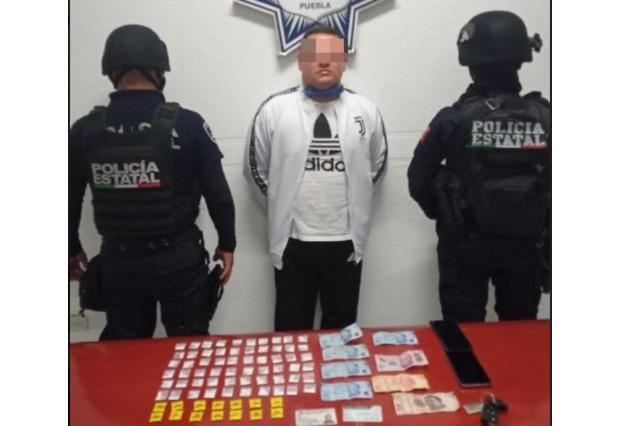 Cae miembro del Cártel de Los Sinaloa en Bellavista