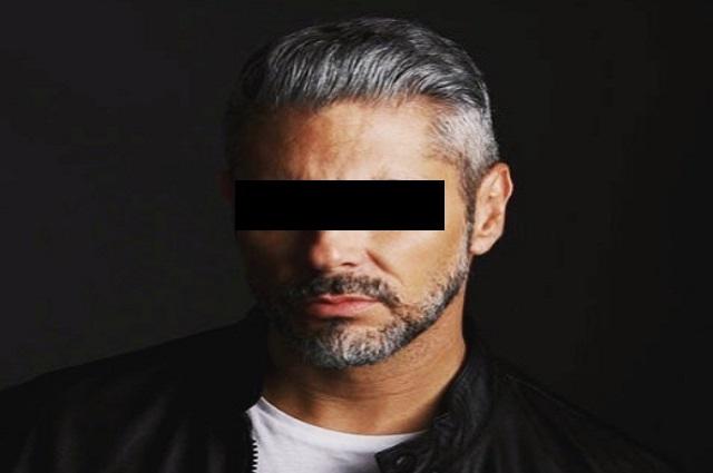 Detienen al actor Ricardo N por presunta violación a su hija