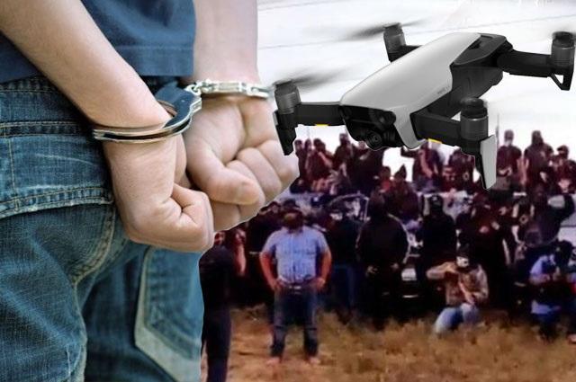 Estudiante en Puebla hacía drones explosivos para el narco