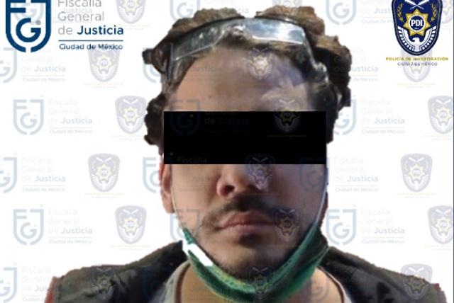 Detienen a youtuber Rix, acusado de abuso sexual contra Nath Campos