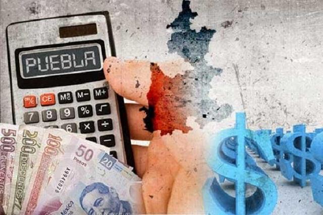 Heredará Moreno Valle una deuda de 50 mil mdp, señala el PRI