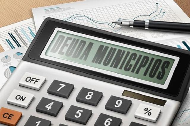 Están Puebla y Xicotepec entre los 100 municipios con más deuda