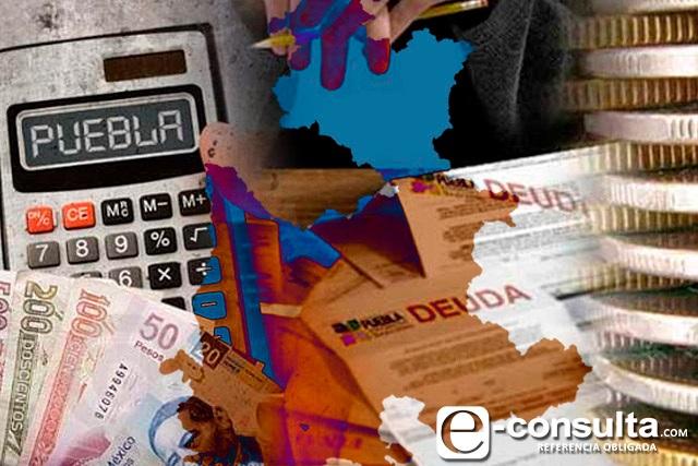 Puebla, entre los 20 municipios más endeudados del país