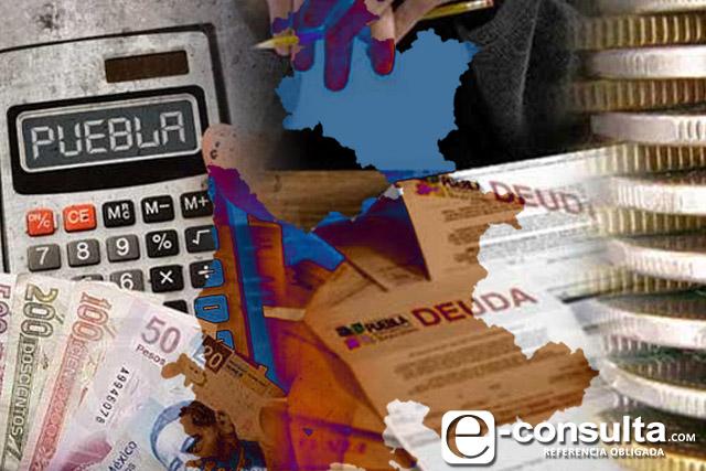 La deuda de la capital subió, pero Banck liquidará 300 mdp