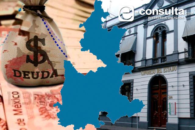 Sin riesgo para las finanzas estatales, la deuda de Puebla, dice la SHCP