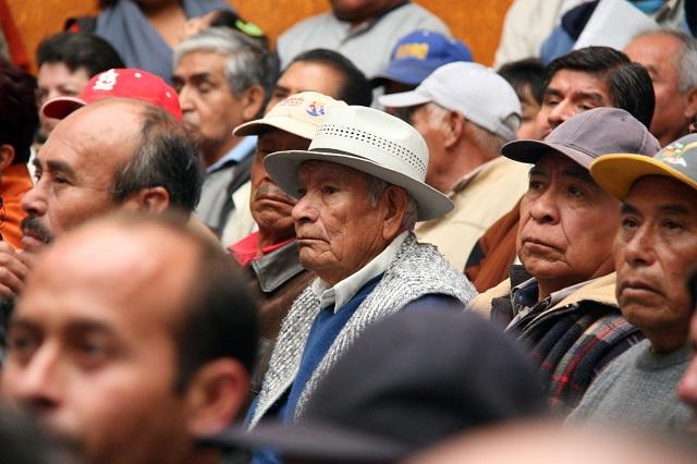 Reforma al sistema de pensiones beneficiará a casi 600 mil poblanos