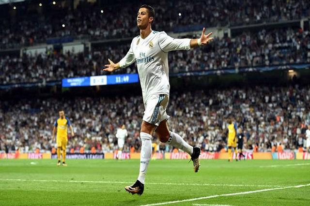 Con Ronaldo inspirado y Gudiño en la banca, Real Madrid humilla al Apoel