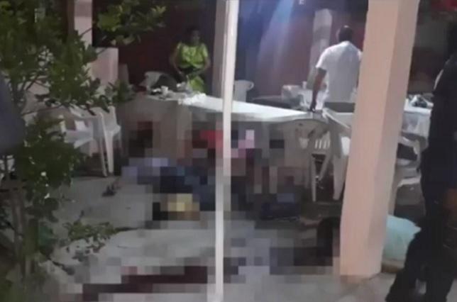 Comando asesina a 13 personas en salón de fiestas de Veracruz