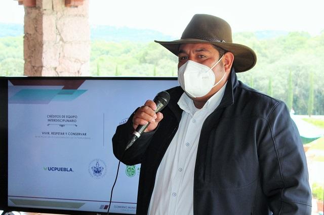 Amozoc prepara proyectos para su crecimiento junto con la iniciativa privada