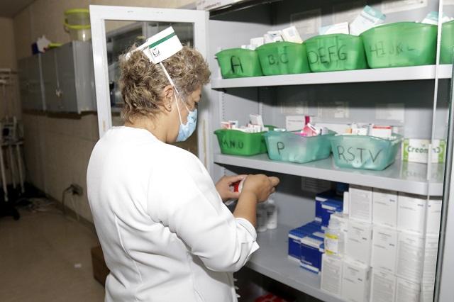 Tiene Puebla poco y mal pagado  personal de enfermería