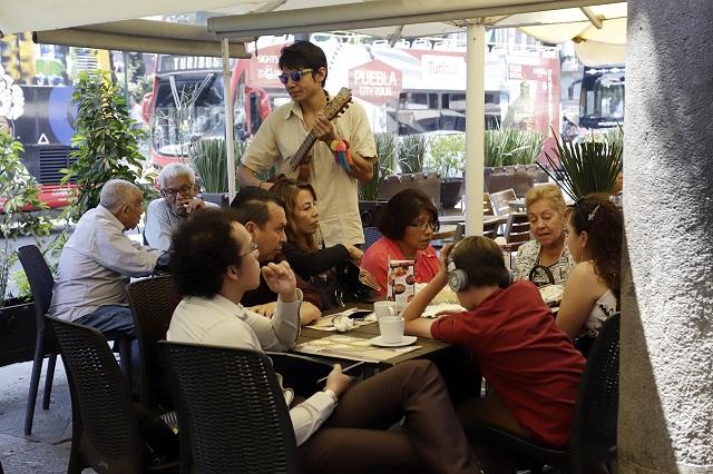 Cierran 5 restaurantes de Puebla por caída en ventas