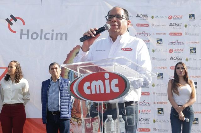 Pierde Puebla 2 mil empleos por cancelación de aeropuerto: CMIC
