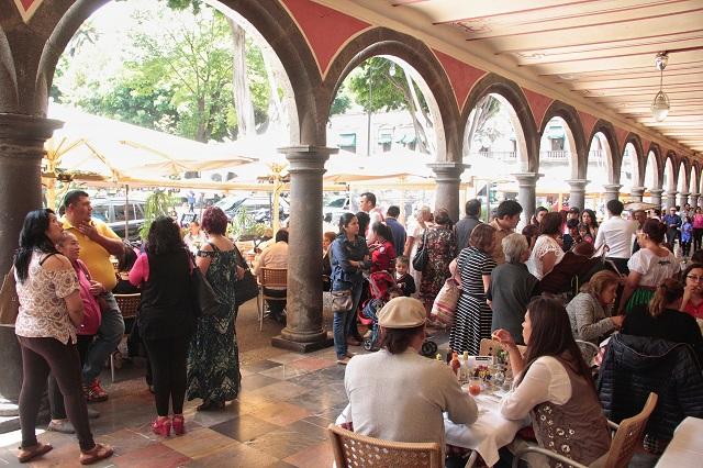 Restaurantes sacarán provecho por día del padre y partido de México