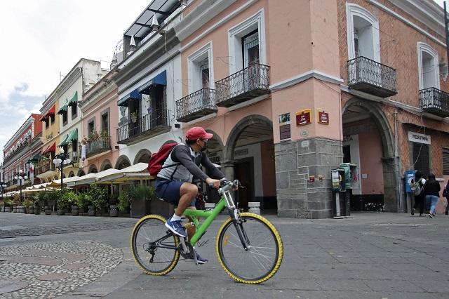 Puebla, apta para bicicletas pero faltan inversión y seguridad