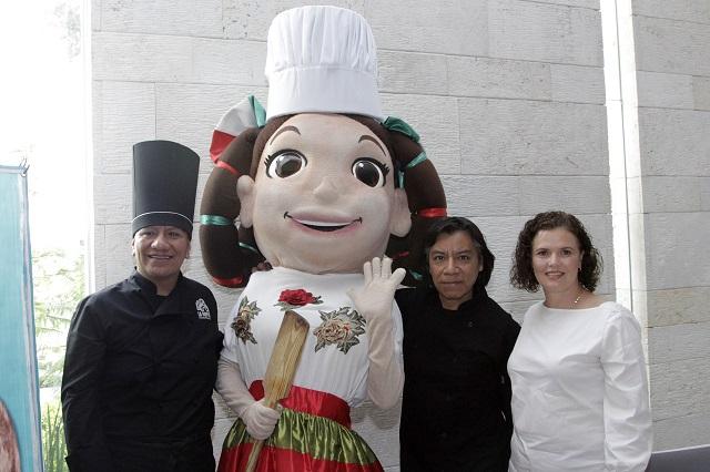 Presentan el Primer Festival de la Gastronomía Mexicana en Puebla