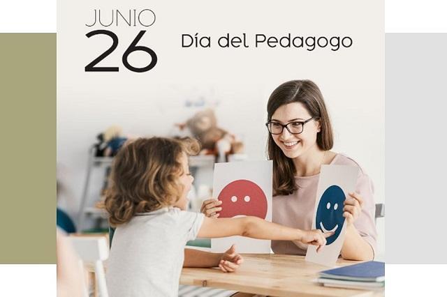 26 de Junio, día nacional del Pedagogo