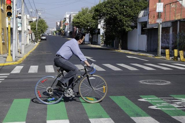 ¿Cuáles son los beneficios de andar en bicicleta?