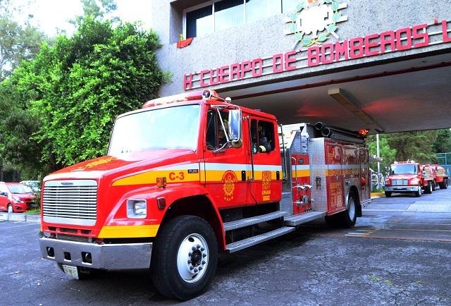 Día del Bombero: Prevención clave para combatir incendios