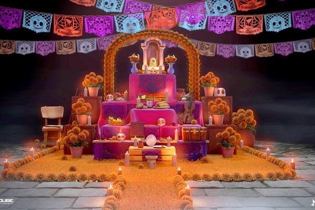 Ven tráiler y critican a película mexicana Día de Muertos