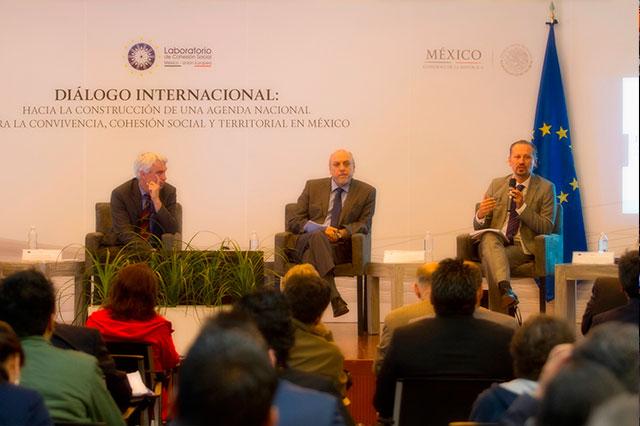 Participó Ibero Puebla en conferencias sobre cohesión social