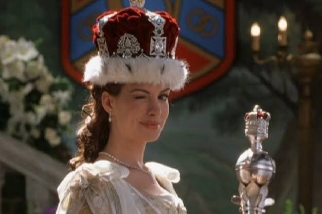 Anne Hathaway revela que guión de 'El diario de la princesa 3' ya está listo
