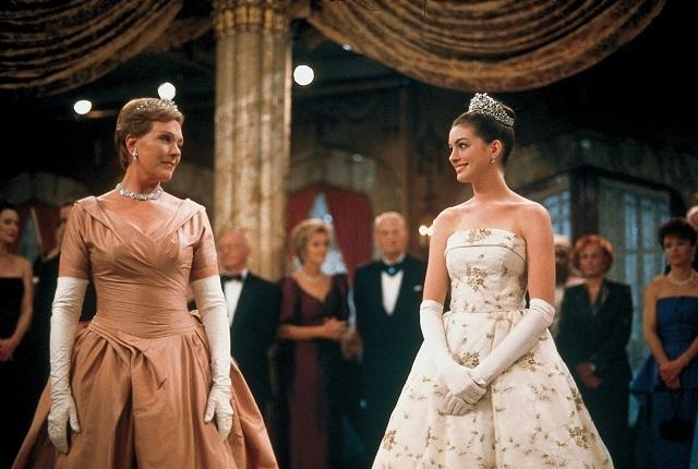 Anne Hathaway dice que habrá El Diario de la Princesa 3