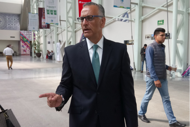 Pedro Gutiérrez fue cesado por escándalo sexual, asegura vocero