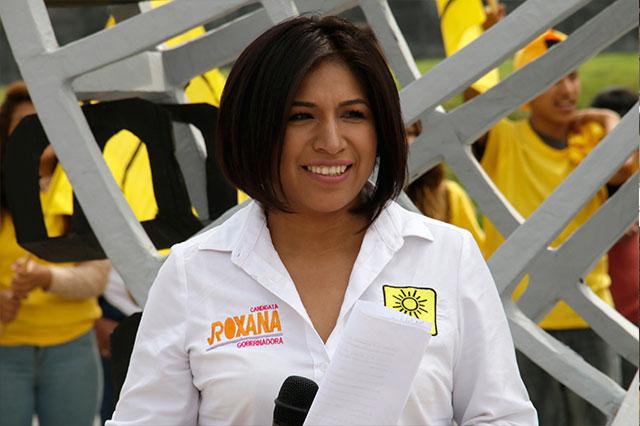 Sierra Norte y Mixteca, focos rojos de la elección, dice  Roxana Luna