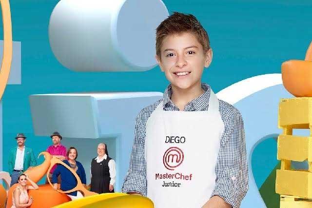 MasterChef Junior: Conoce a Diego, sus amigos y sus caballos