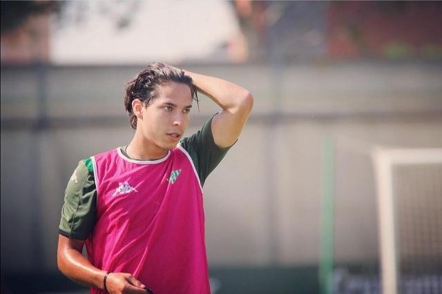 Diego Lainez se recupera del Covid-19; regresaría ante Villarreal