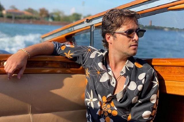 Diego Boneta luce camisa similar a la de Luis Miguel de 1993