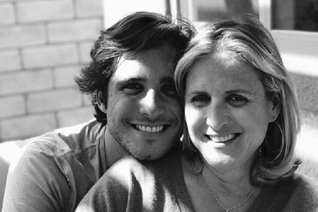 Revelan que madre de Diego Boneta se opone a su relación con Camila Sodi