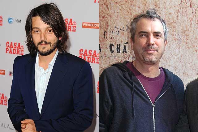 Diego Luna y Alfonso Cuarón contra la Ley de Seguridad Interior
