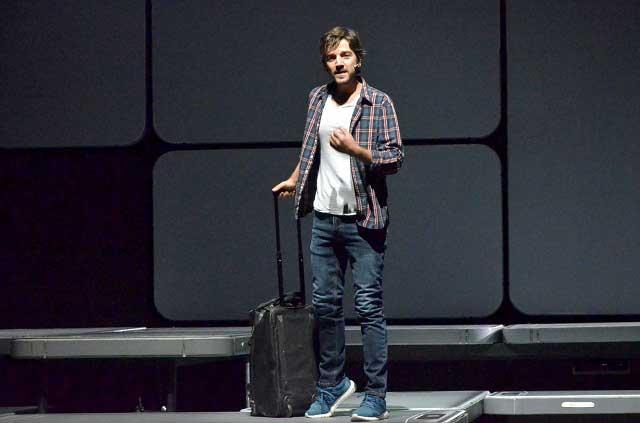 Diego Luna debuta en la obra Privacidad acompañado de Camila Sodi