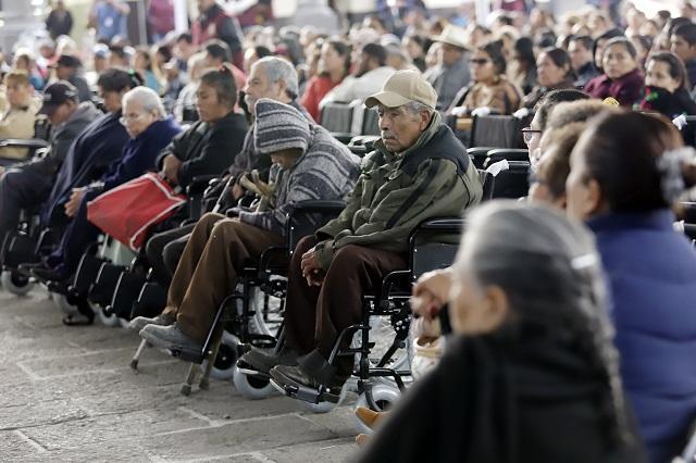 Propone Manzanilla incentivos para empleo a discapacitados
